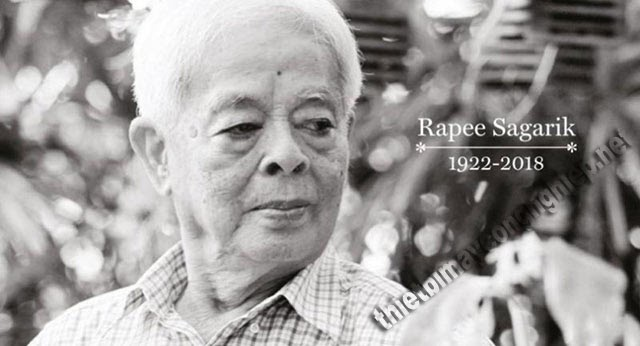 Tiểu sử Rapee Sagarik