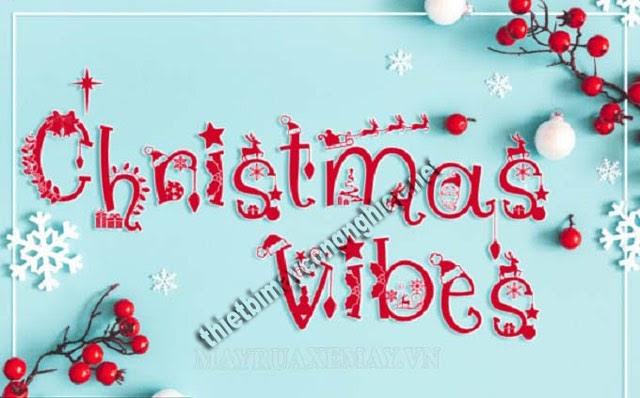 christmas vibe là gì