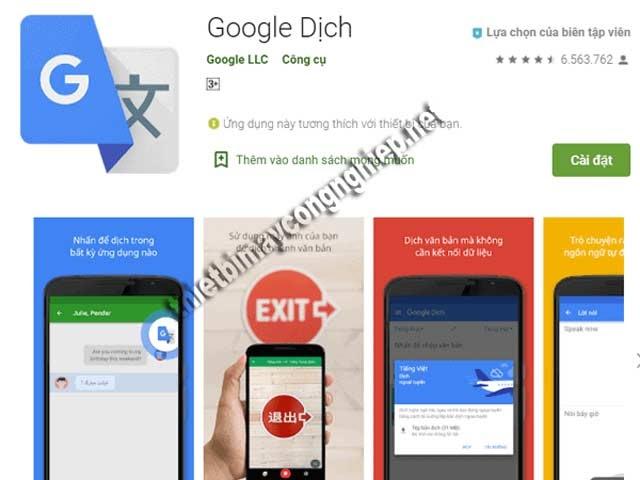 google dịch khó đỡ