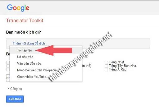 google dịch nói bậy tiếng việt