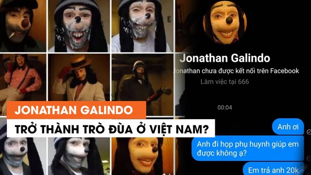 jonathan galindo việt nam