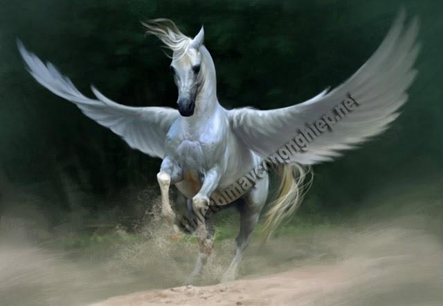 mơ thấy ngựa thần