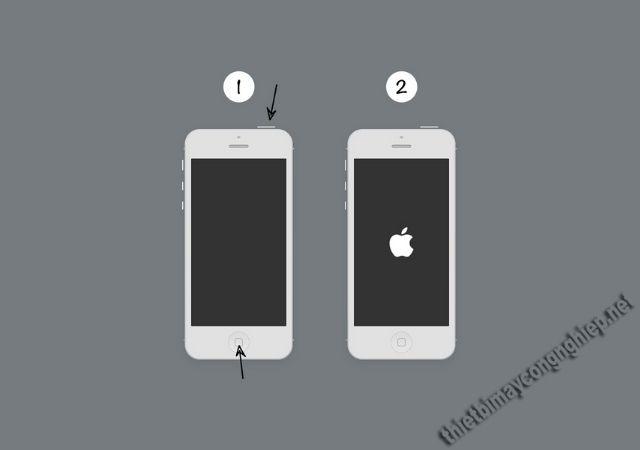 reboot iphone là gì