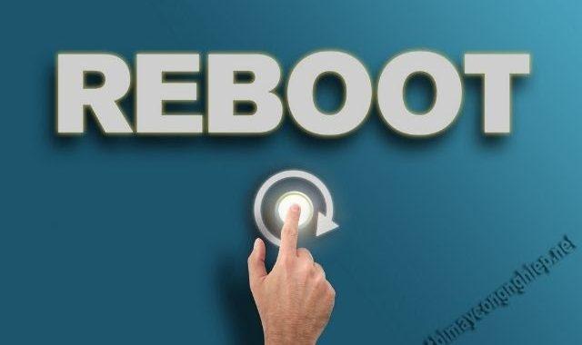 reboot là gì