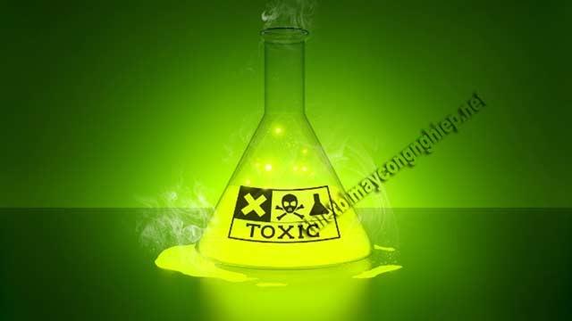 toxic là gì trong tiếng anh