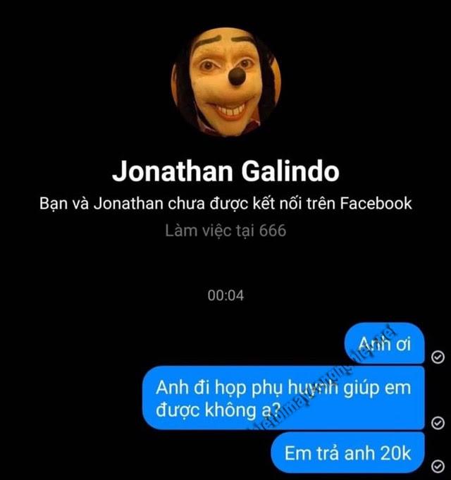 trò đùa jonathan galindo