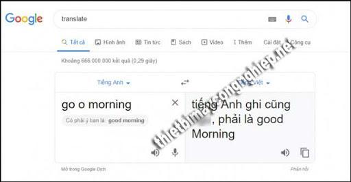 troll google dịch nói bậy