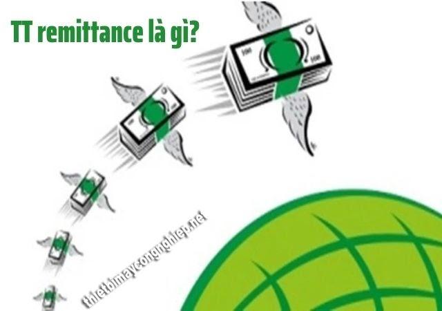 TT remittance là gì