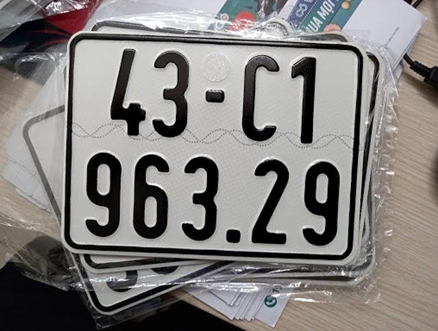 bói biển số xe online
