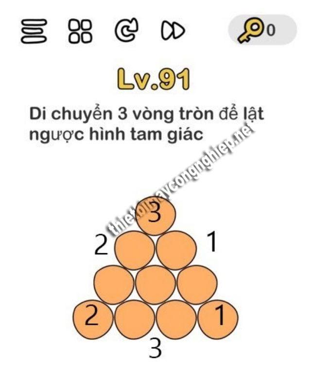giải brain out level 91