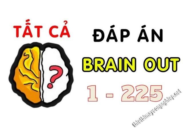 giải brain out