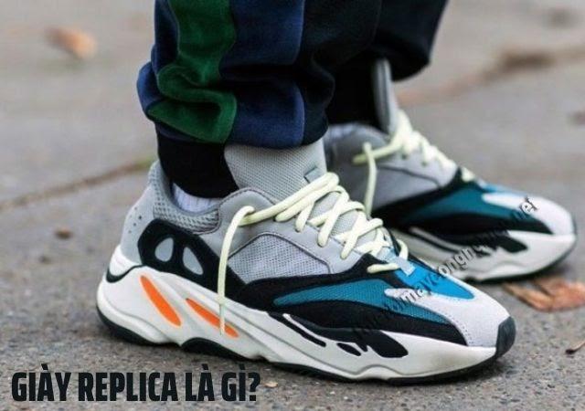 giày hàng replica là gì