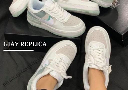 giày loại replica là gì