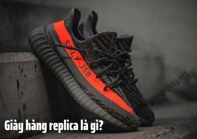 giày rep là gì
